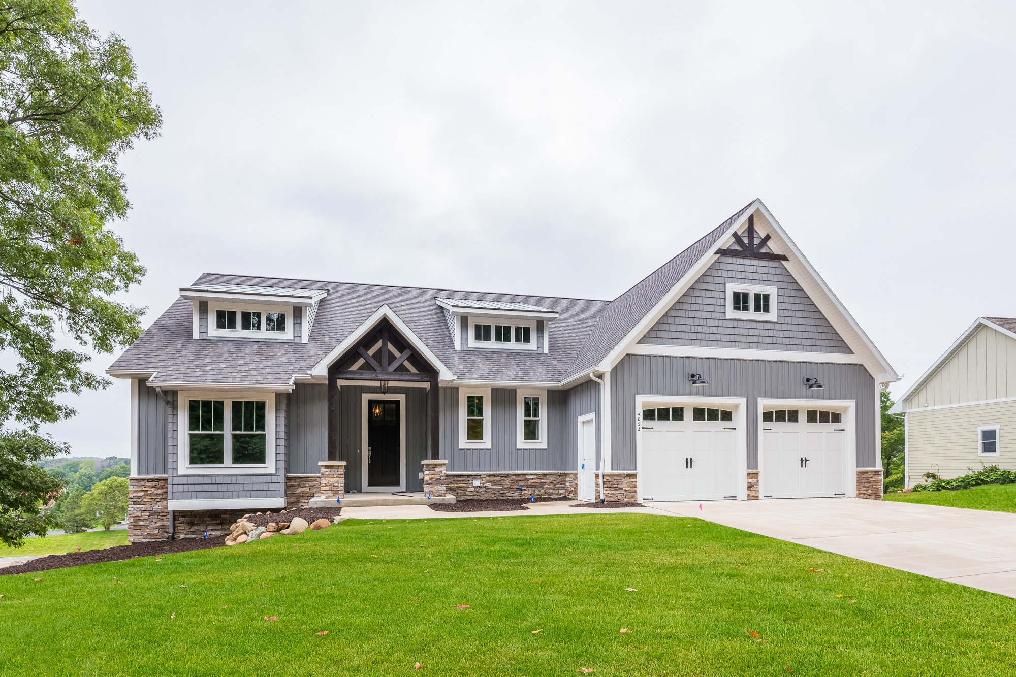 4023 Dragonfly Ct Whitmore Homes Grand Rapids Custom