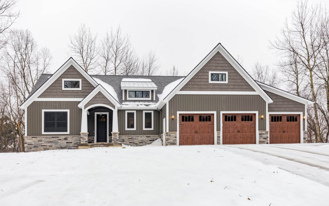 8 Steps to Winterize Your Custom Home