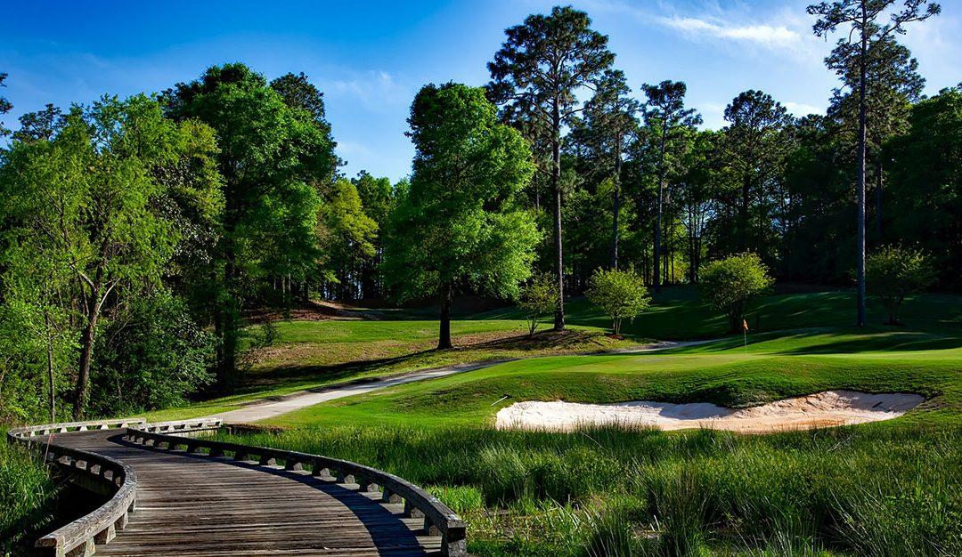 Golf Course Header