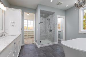 4217 Oak River Ct Master Bathroom