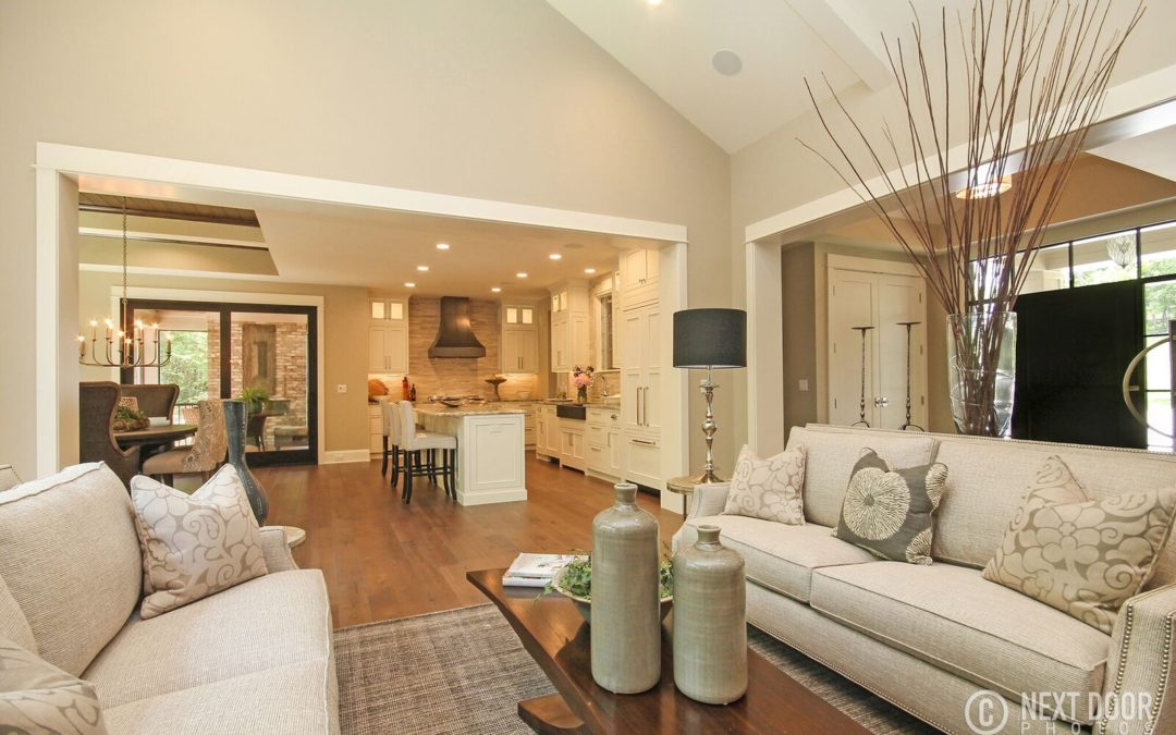 Spring Parade Home Living Room