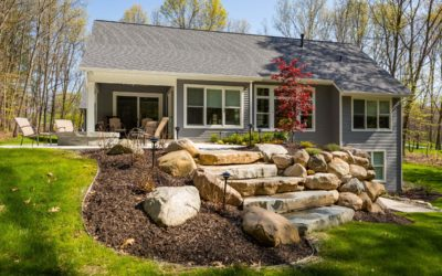 Landscape Planning for Your New Custom Home