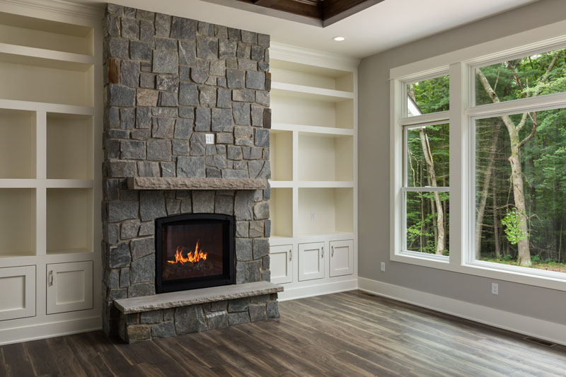 Keeping your Custom Home Warm Efficiently this Winter
