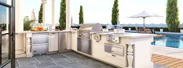 Outdoor Custom Kitchen